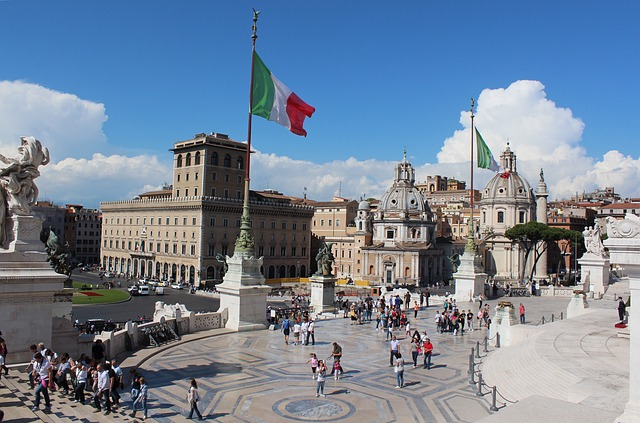 ARE YOU TRAVELLING TO ITALY BY CAR?