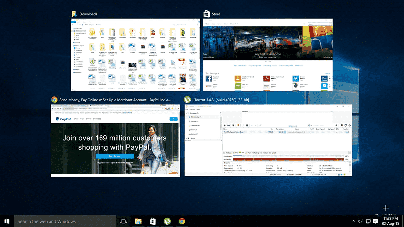 Microsoft updates Windows 10 ahead of the final release and 10 new exciting features in windows 10, Seekyt