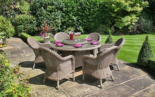 Synthetic Rattan Or Natural Furniture