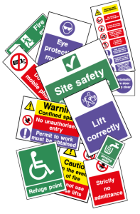 Health and Safety Signs for the Workplace
