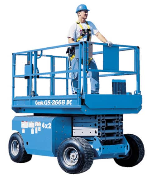 So You're Interested In Scissor Lift Hire, Seekyt