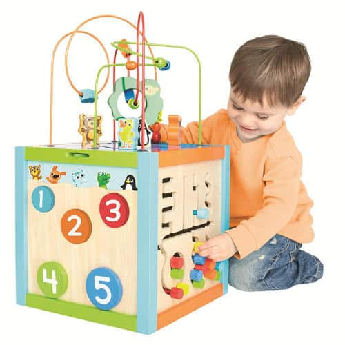 UK Wooden Toys For Child Development, Seekyt