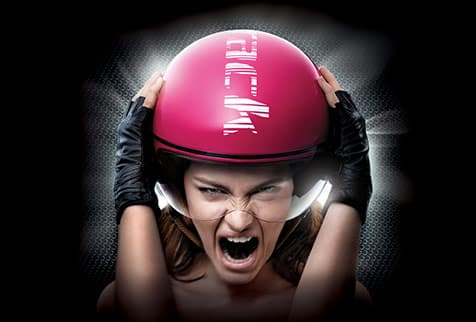 Save Your Skull- Use Safety Helmets, Seekyt
