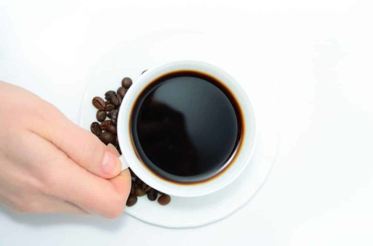 How many calories are in coffee?