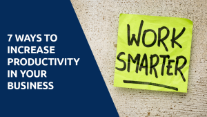 7 Ways to Increase Productivity in Your Business, Seekyt