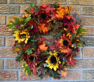Simple Decorating Ideas for Thanksgiving, Seekyt