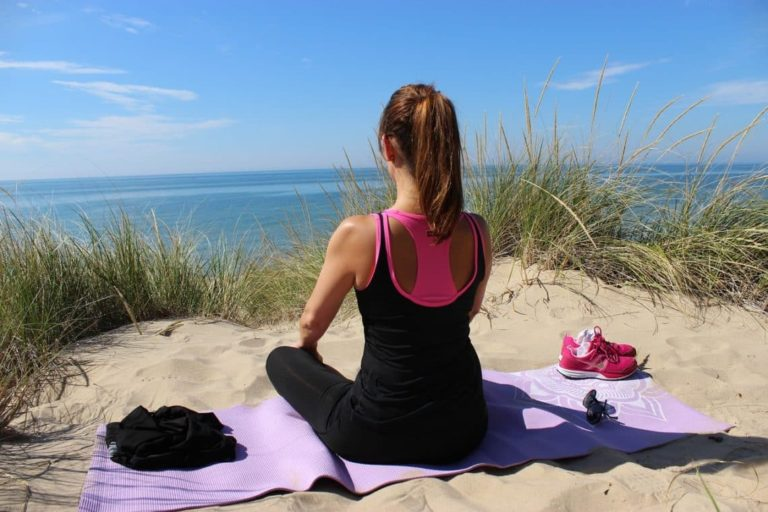 How to Use Yoga for Heart Health