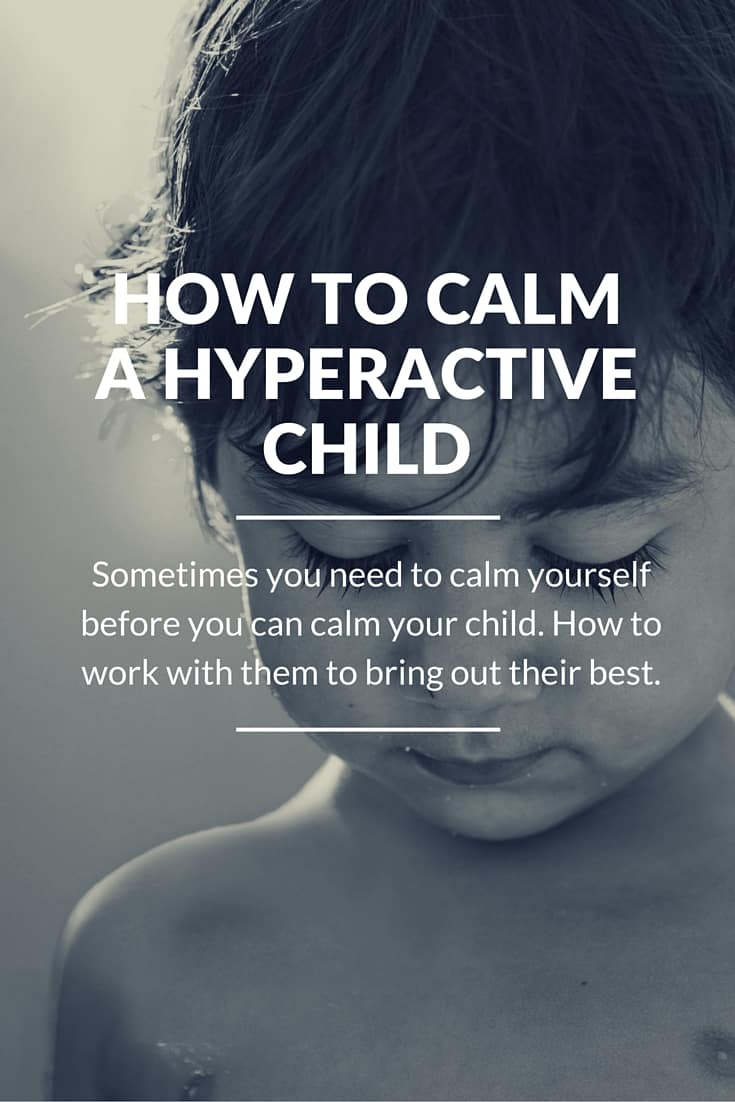 How to Calm a Hyperactive Child, Seekyt