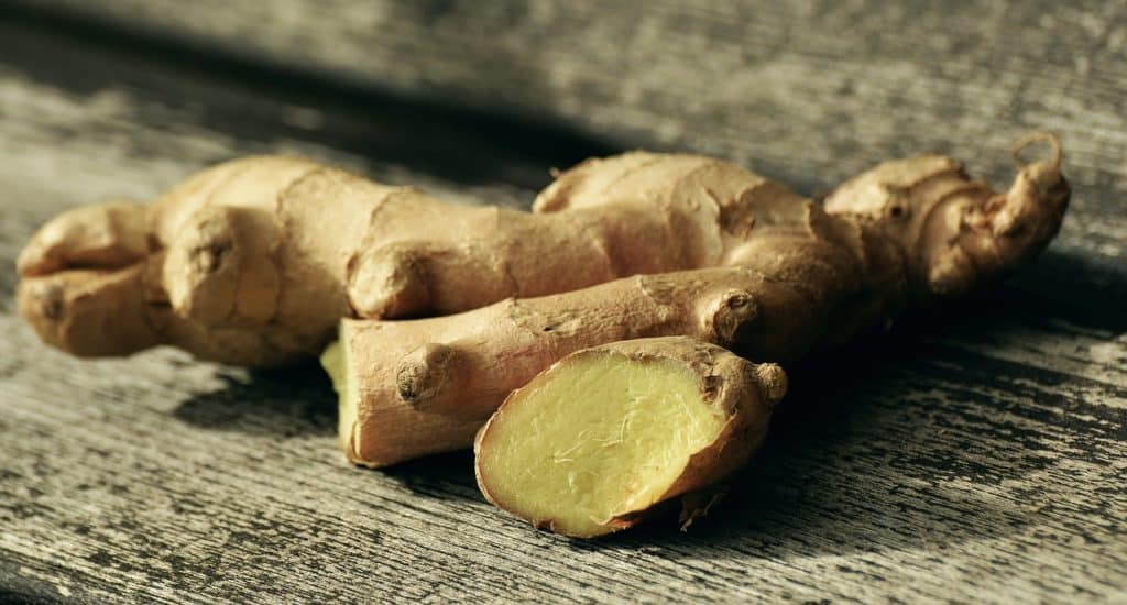 Ginger superfood